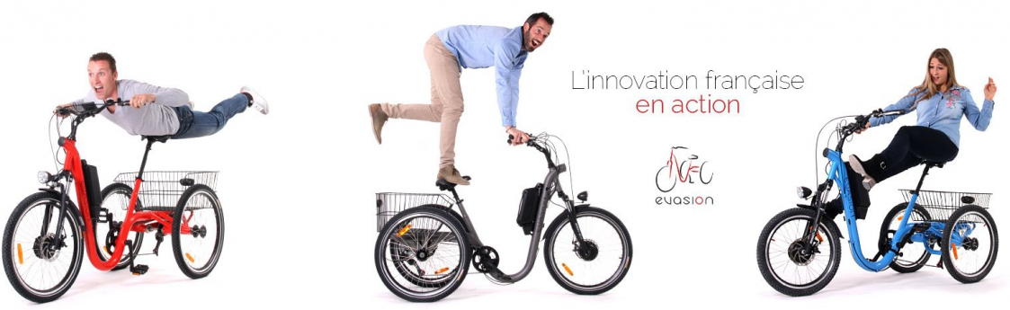 Allotricycle innovation francaise