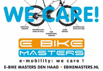 E bike masters den haag is open